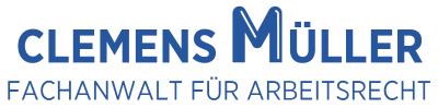 Clemens Müller - Fachanwalt für Arbeitsrecht